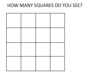 Creativity squares
