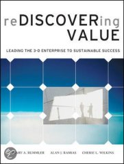 Rediscovering value - Leading the 3-D Enterprise to Sustainable Success