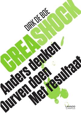 Creashock - cover