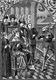 10 Fun Fashion Facts from the Middle Ages  Jester Middle Ages Wear
