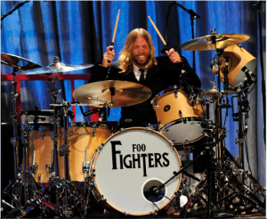 Foo Fighters drummer - Taylor Hawkins