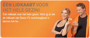Nieuw business model van Basic-Fit