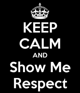 Respect at work