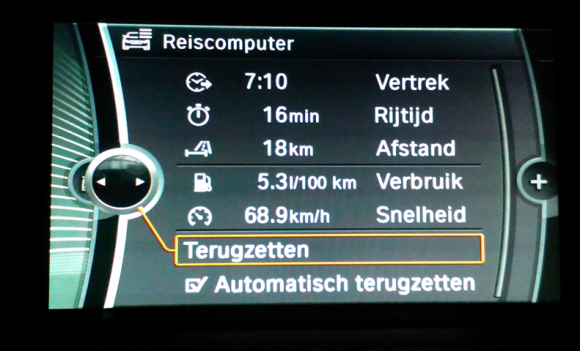 BMW 1 interface - reiscomputer